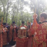 Протоиерей Олег Копылов принял участие в мероприятиях, посвященных Дню Победы в Великой Отечественной войне