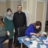 Протоиерей Олег Копылов встретился с участниками благотворительного проекта «Счастливый день»