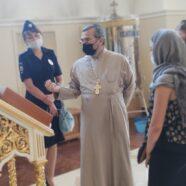 В храме святых Мефодия и Кирилла состоялась экскурсия для детей