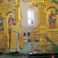 Благочинный Юго-Западного округа Саранска поздравил верующих с гражданским новолетием