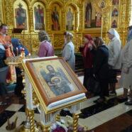 Протоиерей Андрей Копейкин поздравил верующих с праздником Усекновения главы Иоанна Предтечи