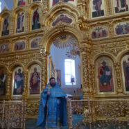 Протоиерей Андрей Копейкин поздравил верующих с праздником Успения Божией Матери