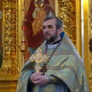 Протоиерей Олег Копылов поздравил верующих с праздником Благовещения Пресвятой Богородицы