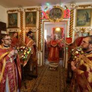 Митрофорного протоиерея Георгия Саковича поздравили с днем Ангела